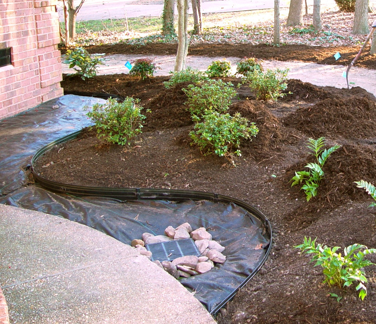 Virginia Beach Drainage Systems - Winesett Nursery and Landscaping