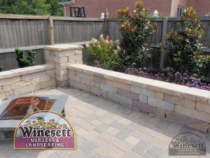 landscaping walls virginia beach