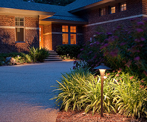 landscape lighting virginia beach