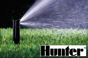 hunter irrigation system