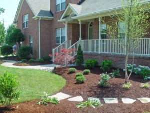 landscaping costs after installation virginia beach