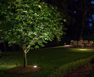 outdoor lighting estimate chesapeake