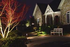 outdoor lighting virginia beach