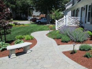 paver sidewalk patio estimate chesapeake